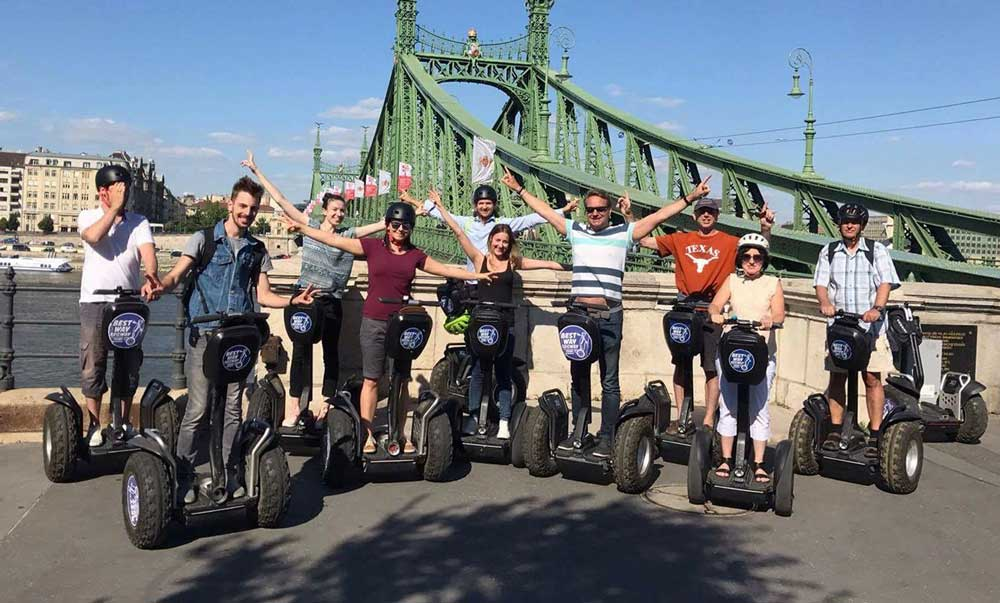 BestWay Segway - Tours in Budapest
